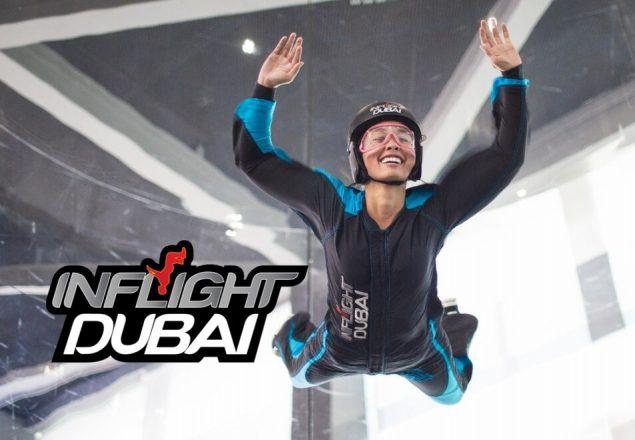 Inflight Dubai