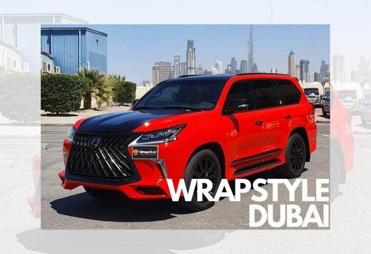 WrapStyle Dubai