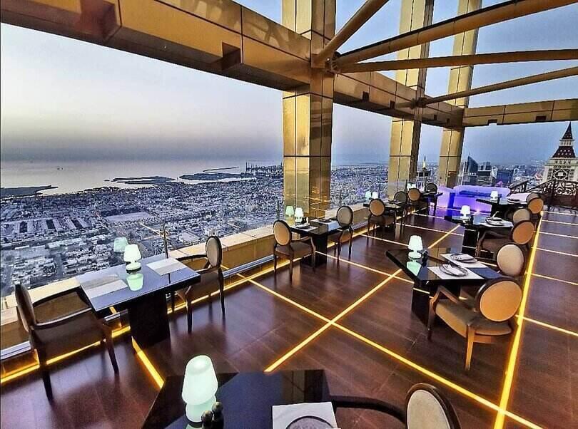 The Highest View Gevora Hotel