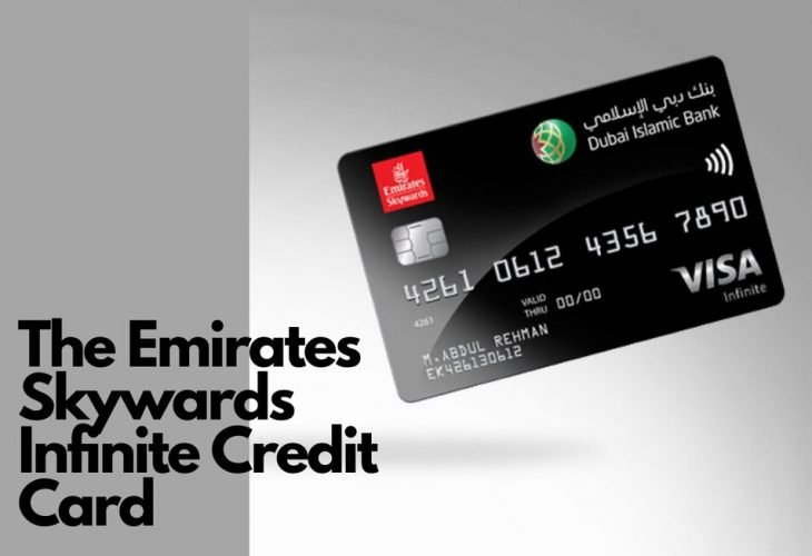 Emirates Skywards Infinite Credit Card